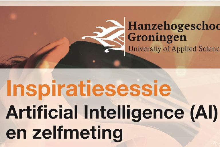 Inspiratiesessie Artificial intelligence en zelfmeting