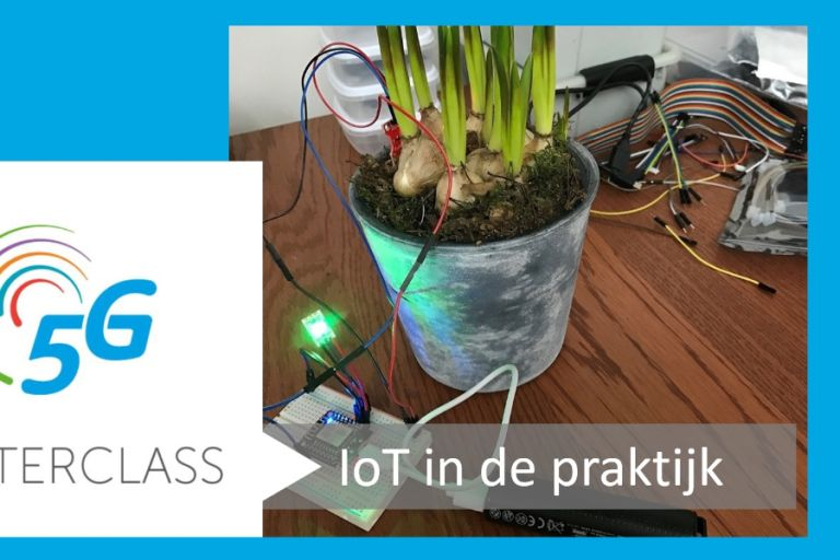 5G Masterclass: Internet of Things in de praktijk
